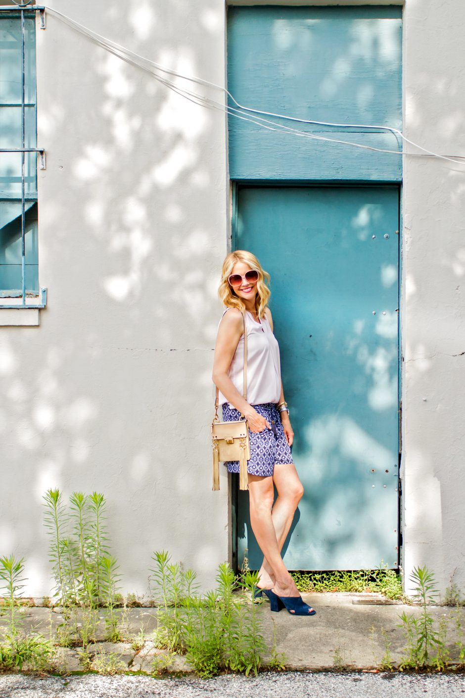Lyndsey Lilac Top - 13