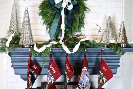 interiors easy christmas decor updates