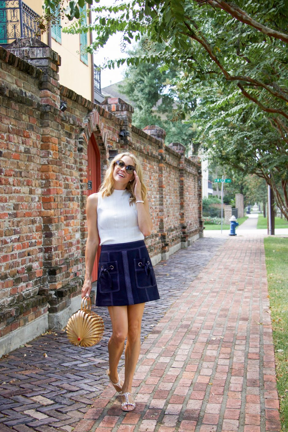 Easy day look with L. Avenue