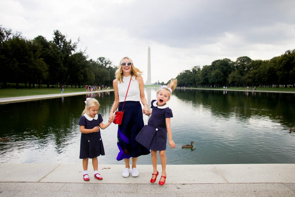What to wear in Washington DC with L. Avenue
