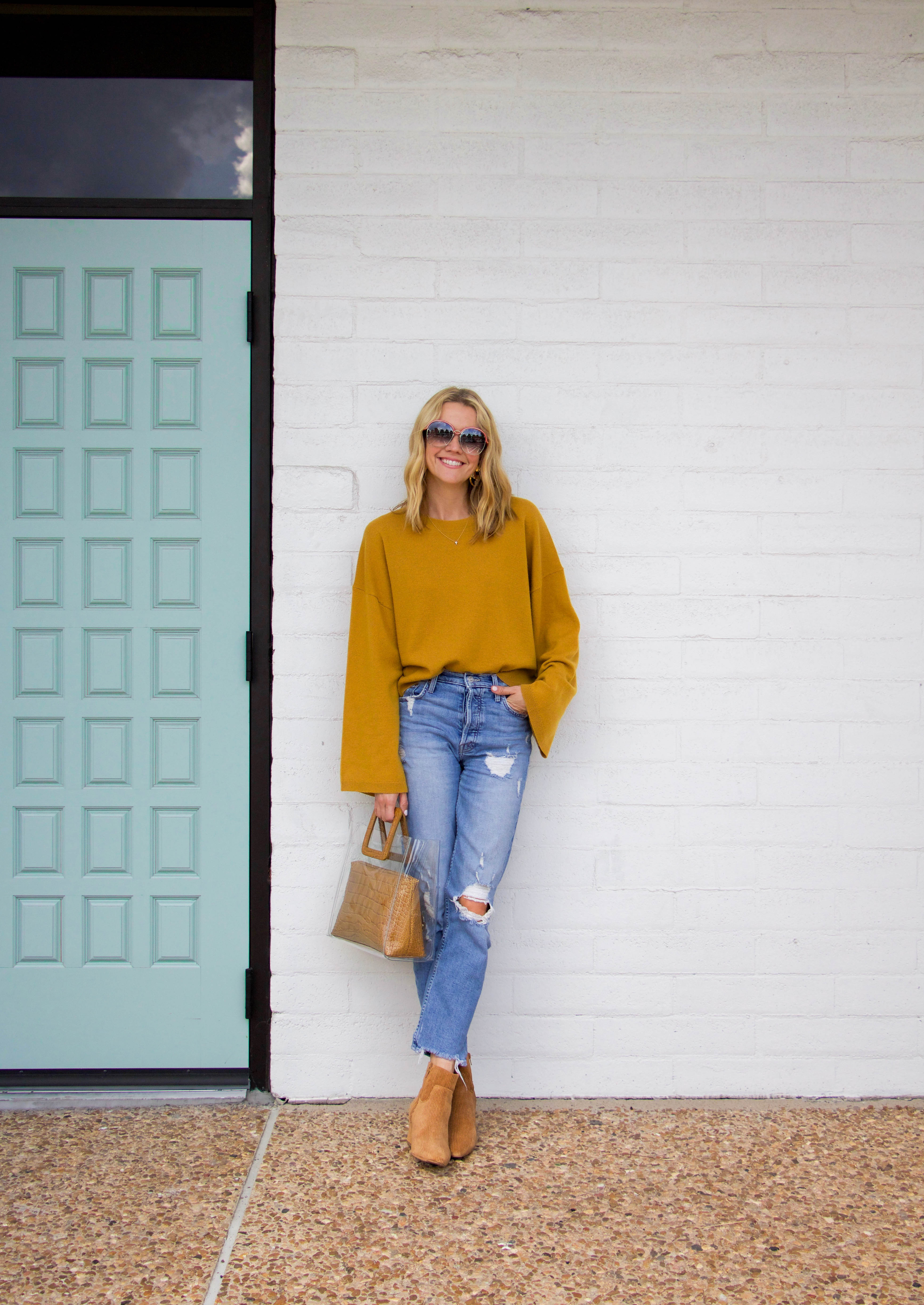 Fall OOTD with L. Avenue